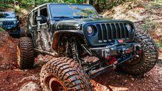 Jeep Jl, Monster Trucks, Military, Vehicles, Car, Military Man, Vehicle, Army, Tools