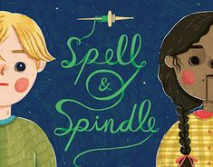 """Check out new work on my @Behance portfolio: """"Spell & Spindle"""" http://be.net/gallery/62190891/Spell-Spindle"""