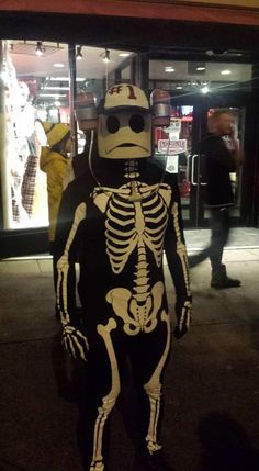 He was number one! The Best Costumes of Halloween '15 - Wow Gallery