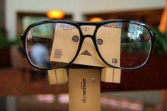Doosje met brill