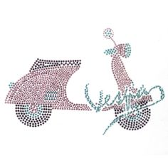 Rhinestone Iron Transfer Hot Fix Motif Fashion Design Jewellery for Motorcycles | eBay