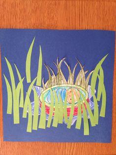 Baby Moses Craft - Kindergarten Craft - Bible Craft - Kids Craft