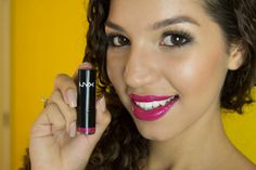 Review do Round Lipstick Chloe no blog Menina Vaidosa