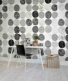 Papier peint tendance : 50 idées pour une maison moderne