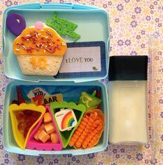 Birthday Bento #chooseSargentoCheese, @Sarah King Cheese, @Influenster Sarah King, Bento Ideas, School Lunches, Cheese, Birthday, Food, School, Birthdays, Essen