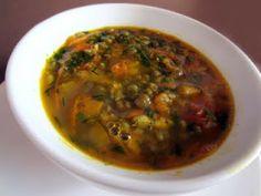 Вегетарианские рецепты / Готовим вкусно и интересно: Дал из маша