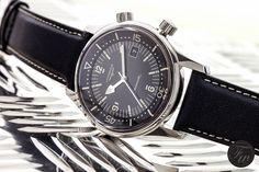Longines Legend Diver Date Hands On photo