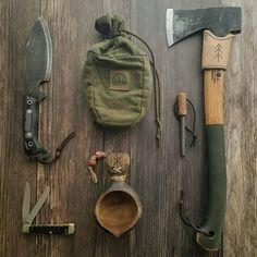 Likes, 7 Comments - Bushcraft Bushcraft Backpack, Bushcraft Skills, Bushcraft Gear, Bushcraft Camping, Camping Survival, Outdoor Survival, Survival Prepping, Survival Gear, Survival Skills