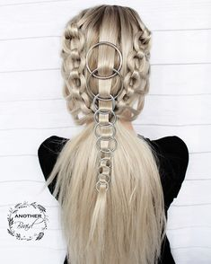 hairstyles for 12 year olds hairstyles 2018 black female hairstyles mohawk pictures hairstyles one side shaved hairstyles with shaved sides to braided hairstyles braid hairstyles hairstyles with curly ends Chic Hairstyles, Pretty Hairstyles, Braided Hairstyles, Medium Hair Styles, Curly Hair Styles, Natural Hair Styles, Hair Braider, Long Hair Wedding Styles, Hair Pictures