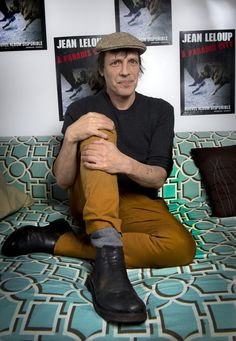 Jean Leloup French People, Week End, Canada, Singer, Style Inspiration, Film, Celebrities, Portraits, Rock