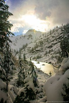Mount Baker-Snoqualmie National Forest, Washington