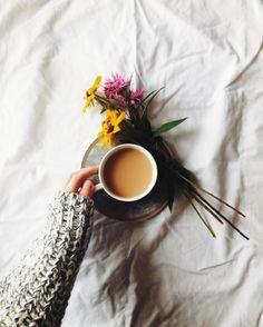 Coffee in bed | innayas | VSCO Cam
