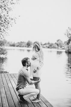 Baby Boom Kiss!   Pregnancy shoot in the Netherlands // Daan & Eveline » Alice Mahran Photography Blog
