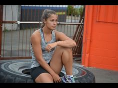 CAPAthlete- Marcelle Parkes: What does hard work look like? - YouTube