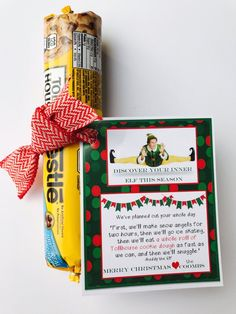 Cookie Dough Christmas Neighbor Gift tags by Marci Coombs. Neighbor Christmas Gifts, Christmas Gifts For Friends, Neighbor Gifts, 12 Days Of Christmas, Xmas Gifts, Christmas Presents, Christmas Holidays, Christmas Decorations, Christmas Ideas