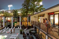 Fenway's newly renovated hotel is the city's hip place to stay: Location, Location, Location in the Fenway