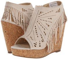 Not Rated Women s Fringe Delight Wedge Sandal -- Click image for more  details. ( 5b938820648c