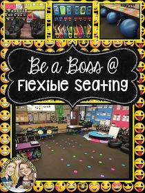 BE A BOSS at FLEXIBLE SEATING! Tips and Tricks to Make Your Year a Success... A 3 Part Series |