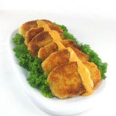Chicken Cutlets Pojarski