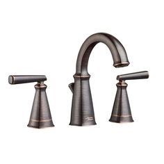 Pfister RT6-5GL Saxton Deck Mounted Roman Tub Faucet Tuscan Bronze ...