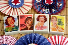 Hometalk | How to Personalize Soap With Funny Retro Graphics