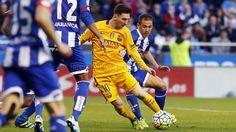 Deportivo - FC Barcelona   FC Barcelona
