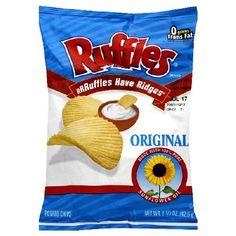 Best Ridged Potato Chips Recipe on Pinterest
