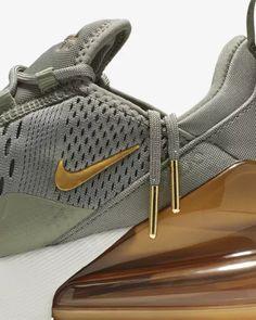 702c77c729 Boasting Nike's largest-ever Max Air heel unit, the Nike Air Max 270  Metallic