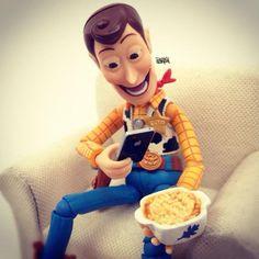 Woody es adicto a Foodspotting