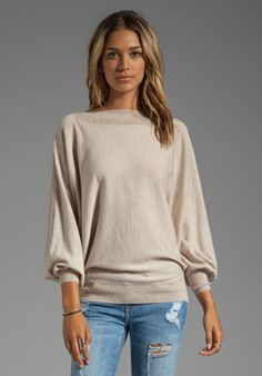 TRINA TURK Halima Sweater in Beige - Sweaters & Knits