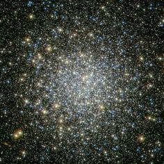 Hubble,s Messier 5.