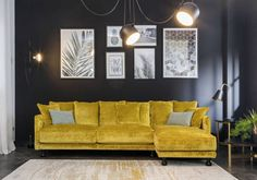 To get an incredible living room decor you must have great living room inspirations like this one! Living Room Designs, Living Room Decor, Canapé Angle Convertible, Style Deco, Living Room Inspiration, Basement Remodeling, Couch, Interior Design, Furniture