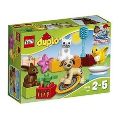 #Family #Pets #Building #Set #Duplo #Toddler #Preschool #Create #Learn #Build #Playset #Toy