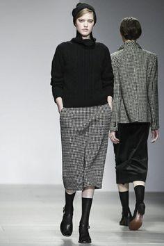 Margaret Howell Ready To Wear Fall Winter 2014 London
