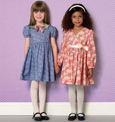 K0190 Girls' Dresses