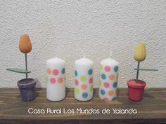 D.I.Y. Personalizando velas   Decorar tu casa es facilisimo.com