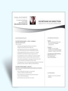 Modèle CV original Black and White Cv Design, Resume Design, Cv Original, It Cv, Resume Cv, Create Yourself, Catalog, Website, Cv Ideas
