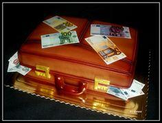 torta kufor s peniazmi
