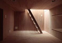 ON design // House with Eaves and an Attic