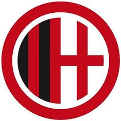 Beautiful Geometrical Logos by Edouard Allegret | AC Milan