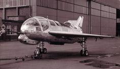 XG905 Short SC1 third prototype Sydenham 1966