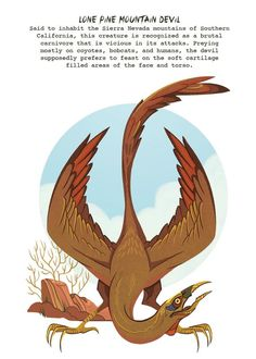 Cute Fantasy Creatures, Mythical Creatures Art, Mythological Creatures, Magical Creatures, Beautiful Creatures, Myths & Monsters, Pine Mountain, Lone Pine, Legends And Myths