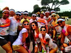 THE COLOR RUN 5K - L.A.