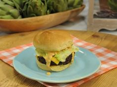 Get Special Burger Sauce Recipe from Food Network