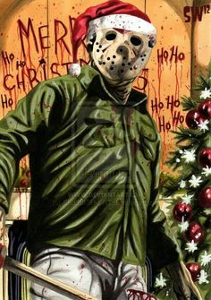 Marry Christmas to you too Jason