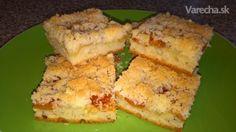 Kváskový marhuľový koláč - Recept Cornbread, French Toast, Ale, Breakfast, Ethnic Recipes, Food, Millet Bread, Morning Coffee, Ale Beer