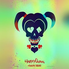 Papers.co wallpapers - as39-harley-quinn-suicide-squad-art-illustration - http://papers.co/as39-harley-quinn-suicide-squad-art-illustration/ - film, hero, illustration, logo