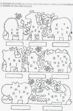 pasatiempo y fichas logicas - 102718287514917965018 - Álbumes web de Picasa