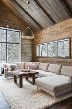 If you are looking for Chalet Living Room Decor Ideas, You come to the right place. Here are the Chalet Living Room Decor Ideas. This article about Chalet. Chalet Design, Chalet Style, Lodge Style, Living Room Decor Cozy, Lamps For Living Room, Zen Room Decor, Cabin Interiors, Rustic Interiors, Cabin Homes