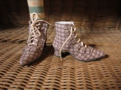 Gray diamond Boots By Marbled Halls SD for by MarbledHalls, $60.00